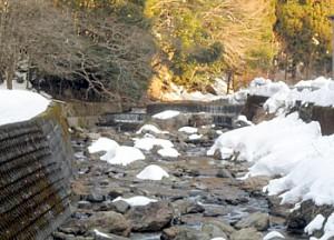 福井県南川の釣り日記