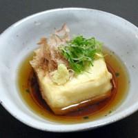 揚げ出し豆腐の作り方レシピ