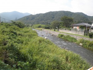 福井県笙の川
